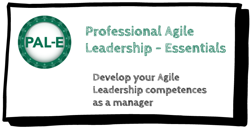 Professional Agile Leadership
